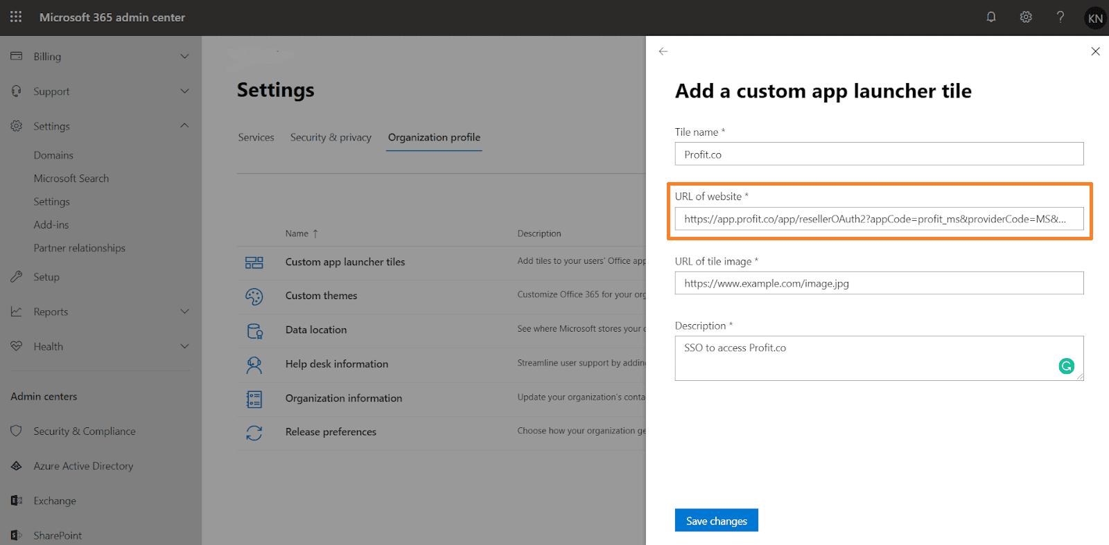 Custom-app-launcher-tile