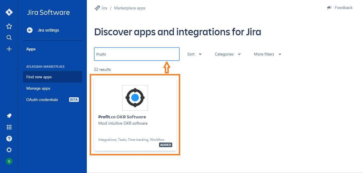 Jira Profit apps