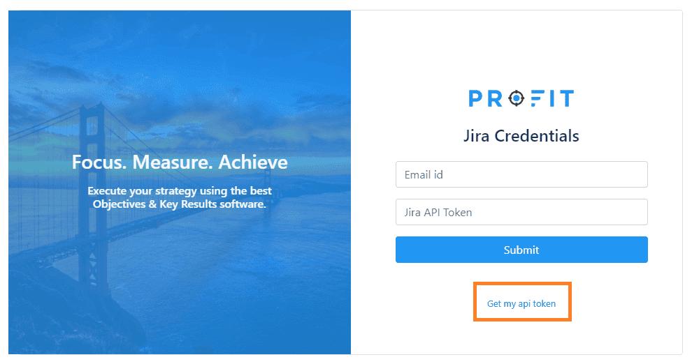 Jira credentials