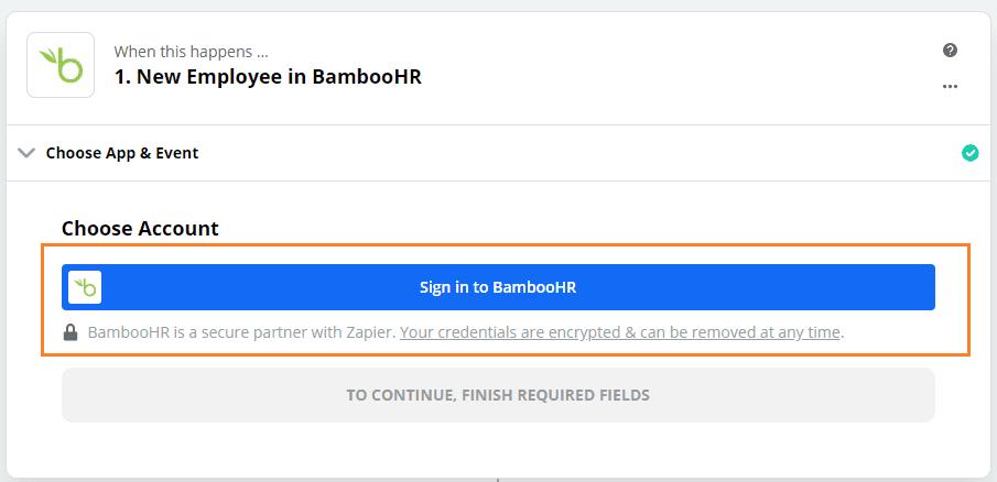 signin bamboo
